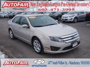 2010 Ford Fusion SE Manchester NH