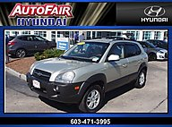 2006 Hyundai Tucson 4dr GLS 4WD 2.7L V6 Auto  NH