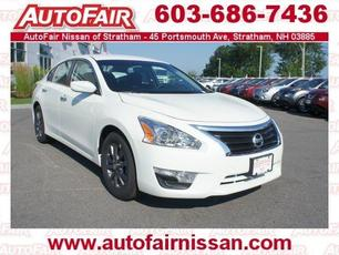 2015 Nissan Altima 2.5 S - Wheel Package Stratham NH