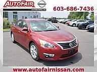 2015 Nissan Altima 2.5 SL - Moonroof Stratham NH
