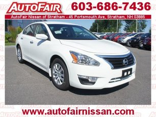 2015 Nissan Altima 2.5 S - Power Seat Stratham NH