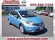 2015 Nissan Versa Note S Plus Stratham NH