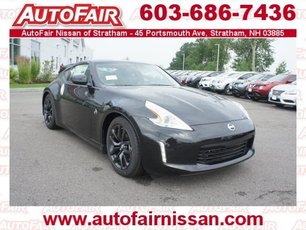 2016 Nissan 370Z Coupe Stratham NH