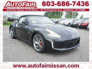 2016 Nissan 370Z Touring Sport Stratham NH