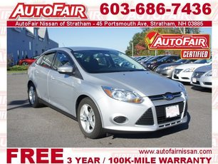 2014 Ford Focus SE Stratham NH