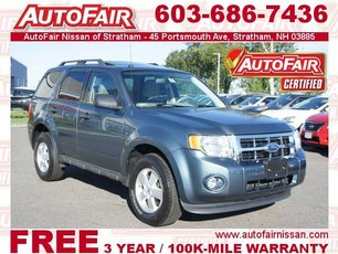 2012 Ford Escape XLT 4WD Stratham NH