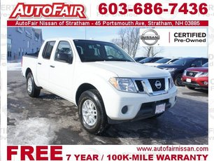 2015 Nissan Frontier SV Crew Cab 4x4 Stratham NH