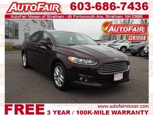 2013 Ford Fusion SE Stratham NH
