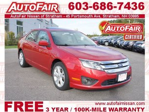 2012 Ford Fusion SE Stratham NH