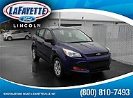 2016 Ford Escape S  Front-wheel Drive Fayetteville NC