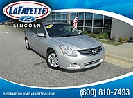 2010 Nissan Altima 2.5 S Fayetteville NC