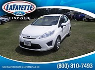 2013 Ford Fiesta S Fayetteville NC