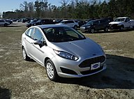 2016 Ford Fiesta S  Sedan Fayetteville NC