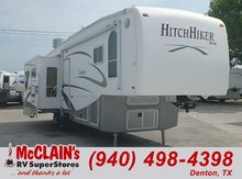 2007 NU-WA NU-WA HITCHHIKER Fifth Wheel Dallas Fort Worth TX