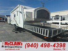 2012 KZ ROCK CLIMBER Travel Trailer Dallas Fort Worth TX