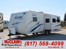2008 HOLIDAY RAMBLER SAVOY Travel Trailer Dallas Fort Worth TX