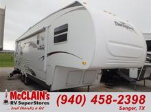 2009 PALOMINO THOROUGHBRED Fifth Wheel Dallas Fort Worth TX