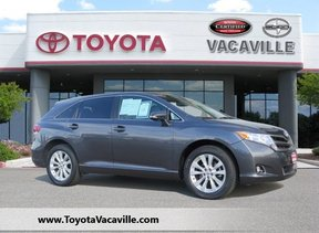 2013 Toyota Venza Le Wagon Vacaville CA