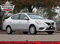 2015 Nissan Versa SV Sacramento CA