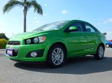 2015 Chevrolet Sonic LT Weslaco TX
