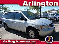2002 Chrysler Town & Country LX Arlington Heights IL