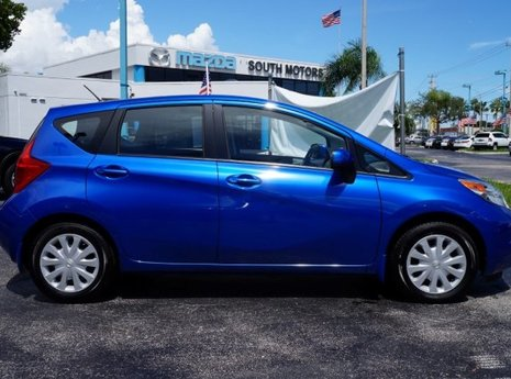 2014 Nissan Versa Note SV Miami FL