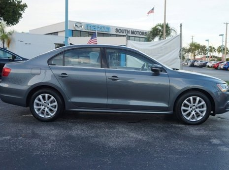 2013 Volkswagen Jetta Sedan SE Miami FL