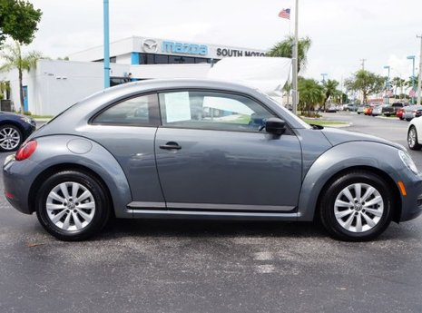 2014 Volkswagen Beetle Coupe 2.5L Entry Miami FL