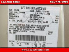 Ford Escape Limited 2005