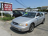 1999 Nissan Altima GLE  Patchogue NY