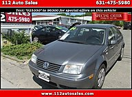 2004 Volkswagen Jetta Sedan GL  Patchogue NY
