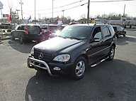 2003 Mercedes-Benz M-Class 3.2L  Patchogue NY