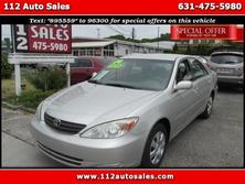 Toyota Camry FWD Automatic 2004