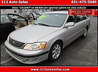 2001 Toyota Avalon LS  Patchogue NY