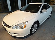 2007 Honda Accord Cpe EX-L Columbia TN