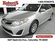 2012 Toyota Camry L Columbia TN