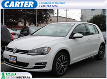 2016 Volkswagen Golf 1.8T SE PZEV Seattle WA
