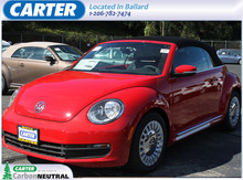 2016 Volkswagen Beetle 1.8T S Seattle WA