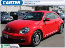 2012 Volkswagen Beetle 2.5L PZEV Seattle WA