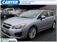 2012 Subaru Impreza 2.0i Premium Seattle WA