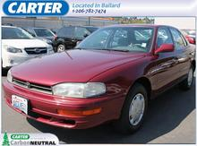 1992 Toyota Camry LE Seattle WA