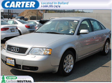 2001 Audi A6 2.8 quattro Seattle WA