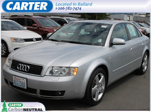 2004 Audi A4 3.0 quattro Seattle WA