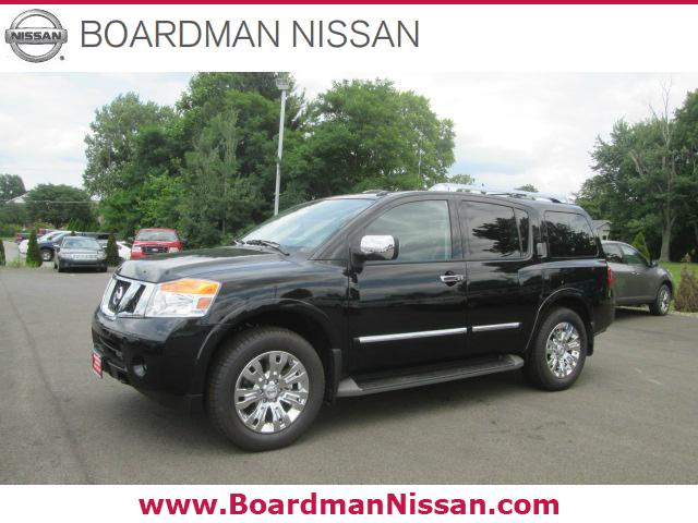 2015 nissan armada platinum 4wd for sale in erie pa. Black Bedroom Furniture Sets. Home Design Ideas