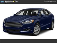 Ford Fusion Energi SE Luxury 2016