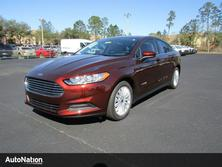 Ford Fusion S Hybrid 2016