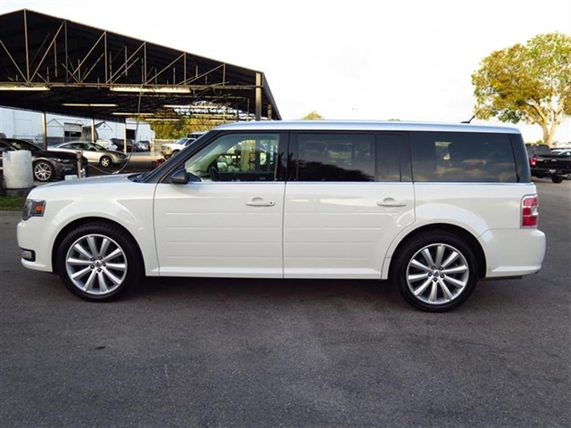 2013 ford flex sel delray beach fl 12369676. Cars Review. Best American Auto & Cars Review
