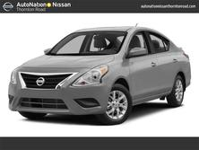 Nissan Versa S Plus 2015