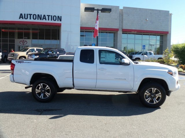 2016 toyota tacoma trd sport cerritos ca 11546864. Black Bedroom Furniture Sets. Home Design Ideas