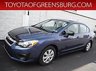 2012 Subaru Impreza 2.0i AWD Pittsburgh PA